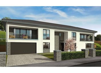 "Thumbnail 5 bed detached house for sale in ""The Willow"" at Old Bothwell Road, Bothwell, Glasgow"