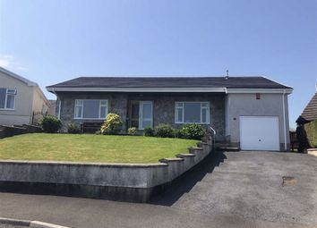 Thumbnail 3 bedroom detached bungalow for sale in Bryn Tywi, Llangunnor, Carmarthen