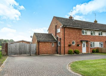 Thumbnail 3 bed semi-detached house for sale in Alanbrooke Road, Larkhill, Salisbury