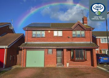 4 bed detached house for sale in Madeira Croft, Chapelfields, Coventry CV5