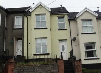 Thumbnail 2 bed terraced house to rent in Hillside, Mountain Ash, Rhondda Cynon Taf