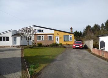 Thumbnail 3 bed semi-detached bungalow for sale in Royston, Broomfallen Road, Scotby, Carlisle