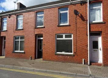 Thumbnail 4 bed terraced house for sale in Wigan Terrace, Bridgend