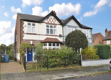 Thumbnail 3 bedroom semi-detached house for sale in Ropsley Crescent, West Bridgford