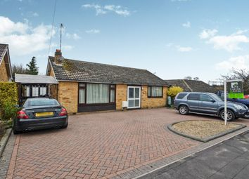 Thumbnail 2 bed detached bungalow for sale in Landseer Close, Hillmorton, Rugby