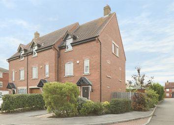 Thumbnail 3 bed semi-detached house for sale in Goddard Court, Mapperley Plains, Nottingham