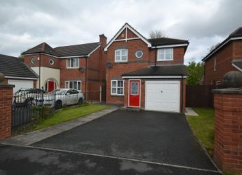 Thumbnail 3 bed detached house for sale in Lonsdale Close, Whittle Hall, Warrington