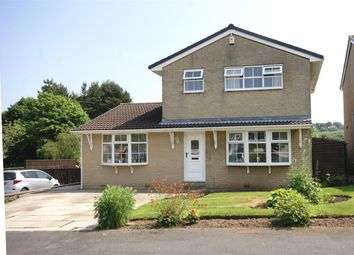 Thumbnail 3 bed detached house for sale in Wentworth Court, Brighouse