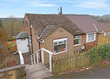Thumbnail 3 bed semi-detached bungalow for sale in Roper Gardens, Halifax