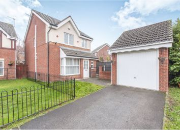 Thumbnail 3 bed detached house for sale in Swangate, Rotherham