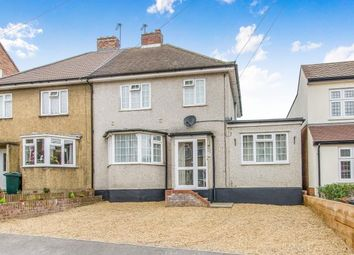 4 bed semi-detached house for sale in Sackville Road, Wilmington, Dartford, Kent DA2