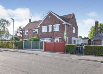 3 bed semi-detached house for sale in Garden Road, Hucknall, Nottingham NG15