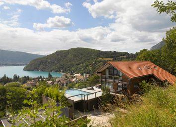 Thumbnail Villa for sale in Talloires, Talloires, France