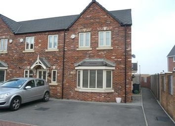 Thumbnail 3 bed town house for sale in Countryside Way, Kilnhurst, Mexborough