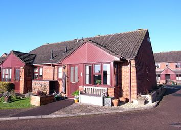 Thumbnail 2 bed terraced bungalow for sale in Furlong Court, Bramley Close, Ledbury