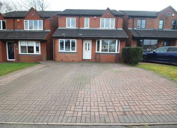 Thumbnail 3 bed detached house for sale in Bridle Lane, Streetly, Sutton Coldfield