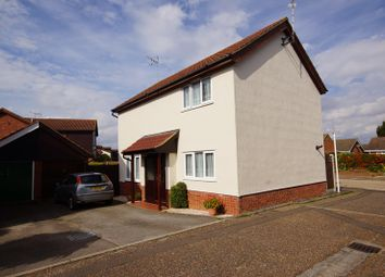 Thumbnail 3 bed detached house for sale in Holsworthy, Shoeburyness, Southend-On-Sea