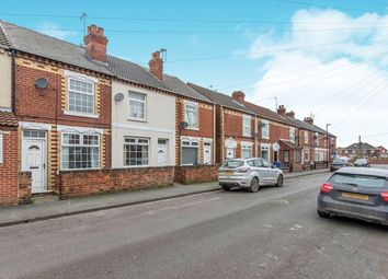 Thumbnail 2 bed terraced house to rent in Sunnymede Terrace, Askern, Doncaster