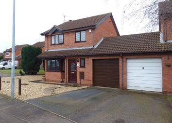 Thumbnail 3 bedroom detached house for sale in Kendal Close, Peterborough, Cambridgeshire.