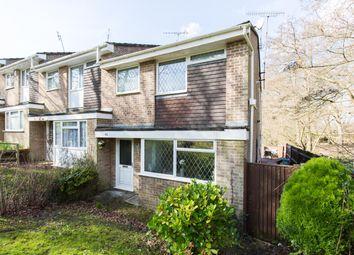Thumbnail 3 bedroom end terrace house for sale in Oakwood Drive, Lordswood Southampton