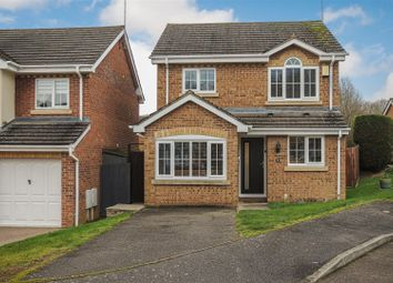 Thumbnail 3 bed detached house for sale in Sharman Close, Ashby Fields, Daventry