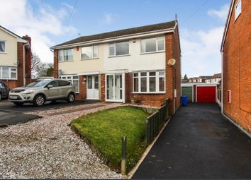 Thumbnail 3 bed semi-detached house to rent in Andover Street, Stoke-On-Trent