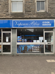 Thumbnail Retail premises for sale in East Main Street, Broxburn