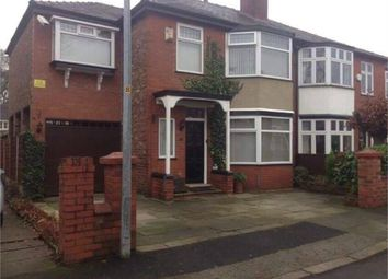 Thumbnail 4 bedroom semi-detached house for sale in Ashley Drive, Swinton, Manchester