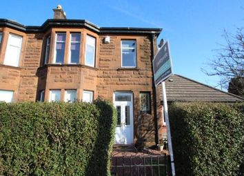Thumbnail 4 bed end terrace house for sale in Busby Road, Clarkston, East Renfrewshire