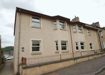 Thumbnail 2 bed flat for sale in Lanark Road, Crossford, Carluke
