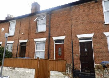 Thumbnail 2 bedroom terraced house to rent in Rendlesham Road, Ipswich