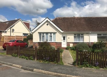 Thumbnail 2 bed bungalow to rent in Beechers Road, Portslade