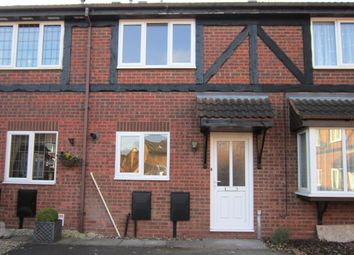 Thumbnail 2 bed terraced house for sale in Harebell Close, Walsall
