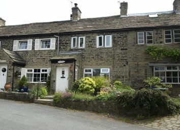 Thumbnail 2 bed cottage for sale in Dearneside Road, Denby Dale, Huddersfield