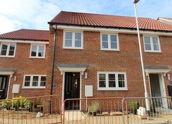 Thumbnail 3 bedroom property for sale in Nightingale Way, Martlesham, Woodbridge