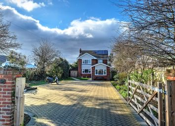 Thumbnail 5 bedroom detached house for sale in Green Lane, Kessingland