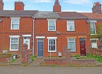 Thumbnail 3 bed terraced house for sale in Fredericks Road, Beccles