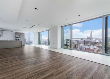 Thumbnail 3 bed flat to rent in Cashmere House, Goodman Fields, 37 Leman Street