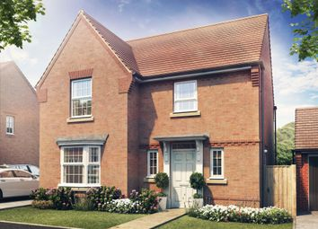 "Thumbnail 4 bed detached house for sale in ""Shenton"" at Lowfield Road, Anlaby, Hull"