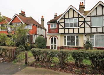 3 bed semi-detached house for sale in Glynde Avenue, Eastbourne BN22