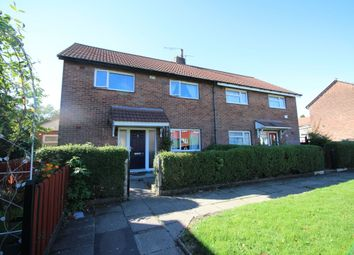 Thumbnail 4 bed semi-detached house for sale in Hallstead Avenue, Little Hulton, Manchester