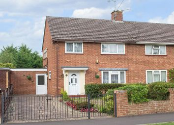 Thumbnail 3 bed semi-detached house for sale in Tennyson Road, Totton, Southampton