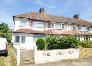 Thumbnail 3 bed end terrace house to rent in Queens Road, Enfield