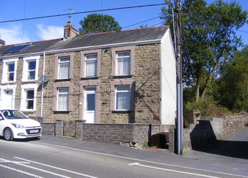 Thumbnail 3 bed semi-detached house for sale in Cwmgarw Road, Upper Brynamman, Ammanford, Carmarthenshire.