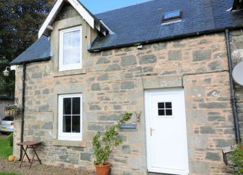 Thumbnail 3 bed semi-detached house for sale in Oliverbank West, Tweedsmuir, Biggar