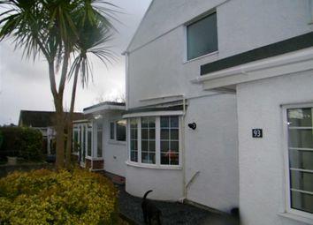 Thumbnail 3 bedroom semi-detached house for sale in Ash Grove, Killay, Swansea