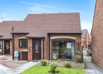 Thumbnail 1 bed bungalow for sale in Queens Court, Grimsby