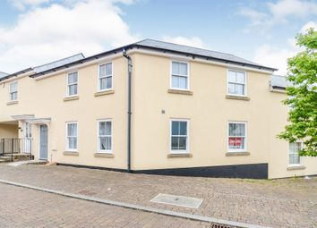 Thumbnail 2 bed maisonette for sale in Carrolls Way, Plymstock, Plymouth