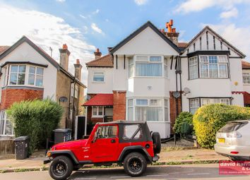 Thumbnail 5 bed semi-detached house to rent in St Johns Road, Golders Green