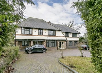 Thumbnail 6 bedroom detached house to rent in New Forest Lane, Chigwell